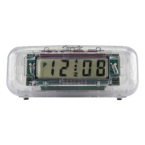 Clear Digital Alarm Clock