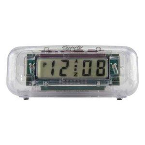 Clear Digital Alarm Clock
