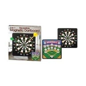 Magnetic Dart & Baseball