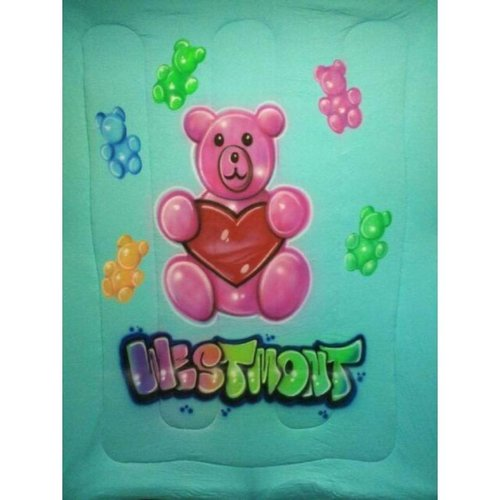 Airbrushed Sweets Comforter