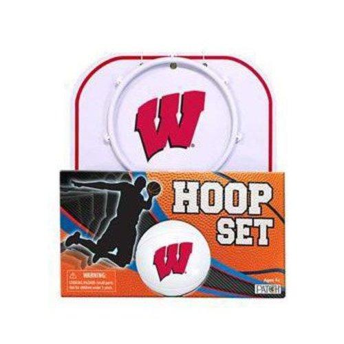University of Wisconsin Basketball Hoop