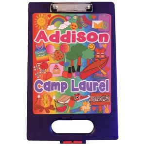 Best of Camp Clipboard