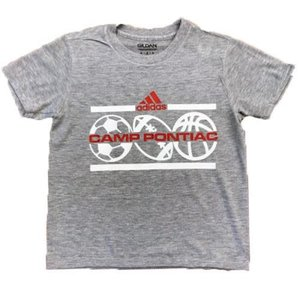 3 Sports Adidas Shirt