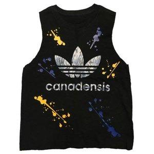 Camo Splatter Adidas Tank