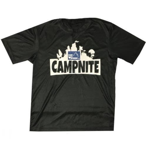 Campnite Logo Performance Shirt
