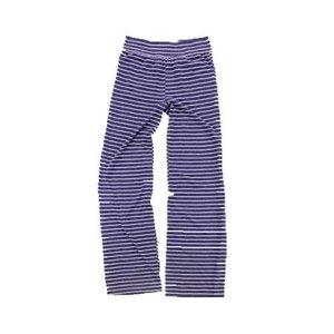 Purple Striped Jersey PJ Pants