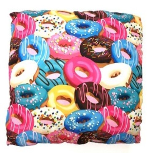 Crazy Donut Pillow