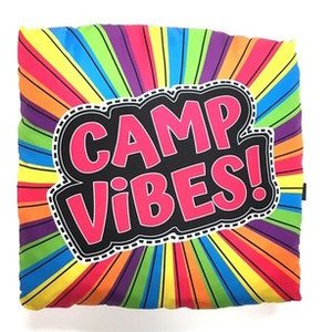 Camp Vibes Autograph Pillow