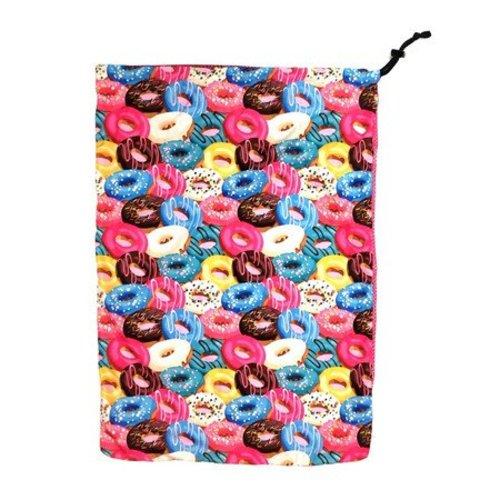 Lotsa Donuts Mesh Laundry Bag