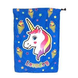 Unicorn and Cones Laundry Bag
