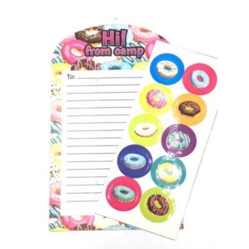 Lotsa Donuts Fold and Seal