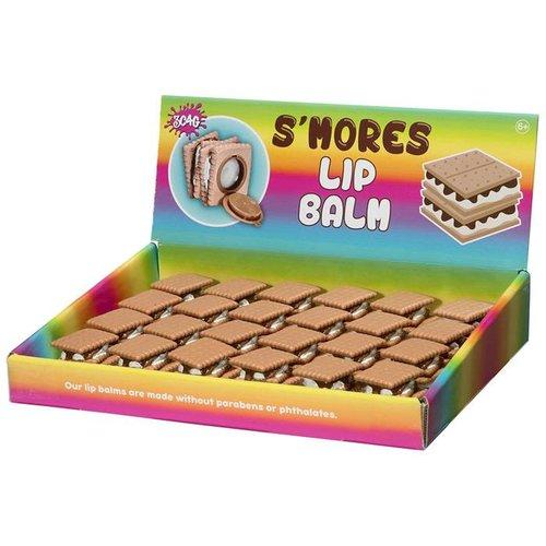 S'mores Lip Balm