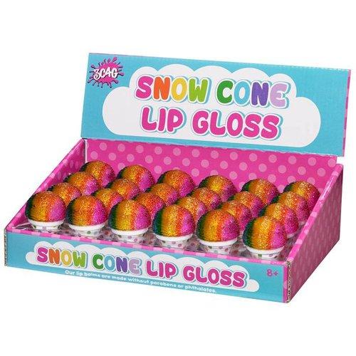 Snow Cone Lip Balm