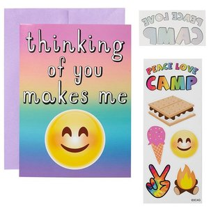 Thinking Of You Camp Card