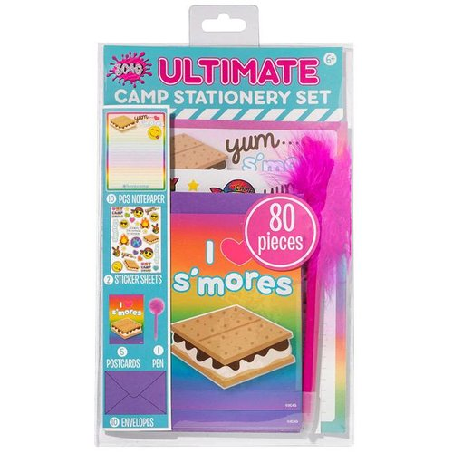 S'mores Ultimate Stationery Set