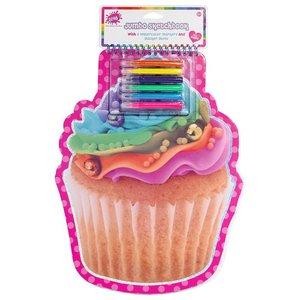 Cupcake Jumbo Sketch Book