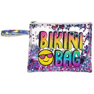 Summer Vibes Confetti Wet Bag