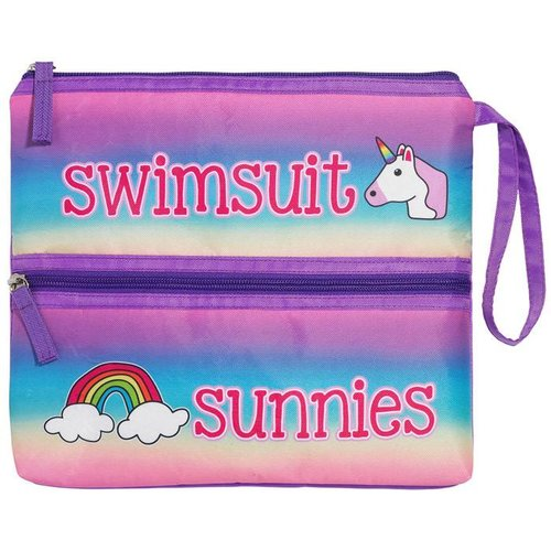Unicorn Suit & Sunnies Bag