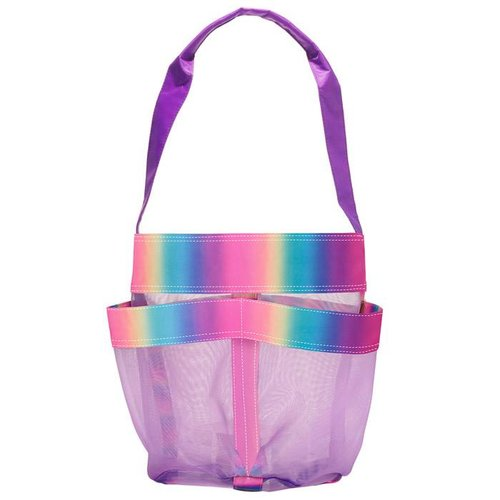 Pastel Rainbow Shower Caddy