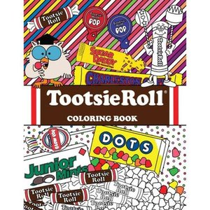 Tootsie Roll Coloring Book