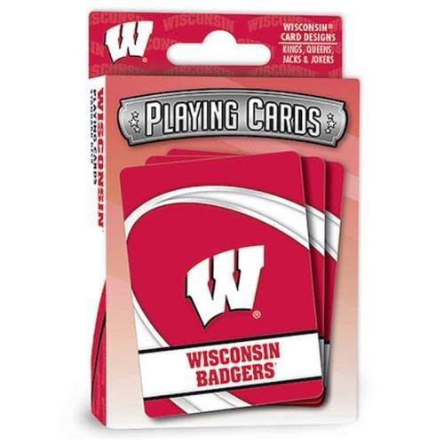University of Wisconsin Playing Cards