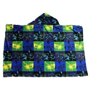 New Gamer Hoodie Blanket