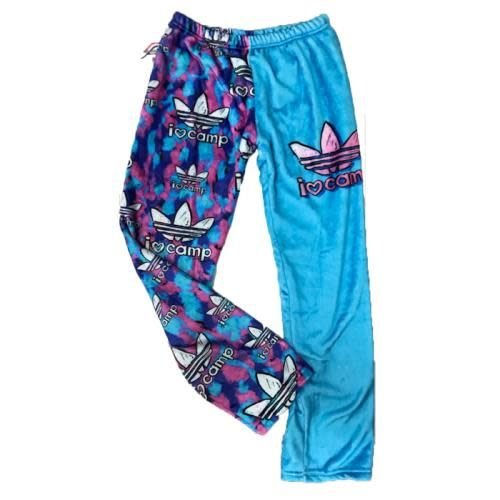 Adidas Camp Fuzzy Pants