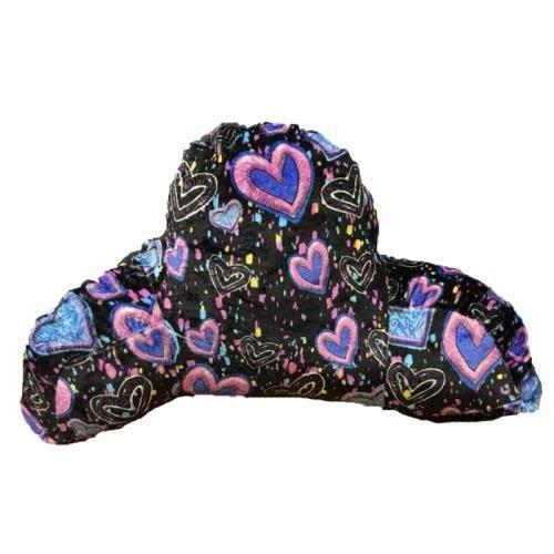 Swiggle Hearts Boyfriend Pillow