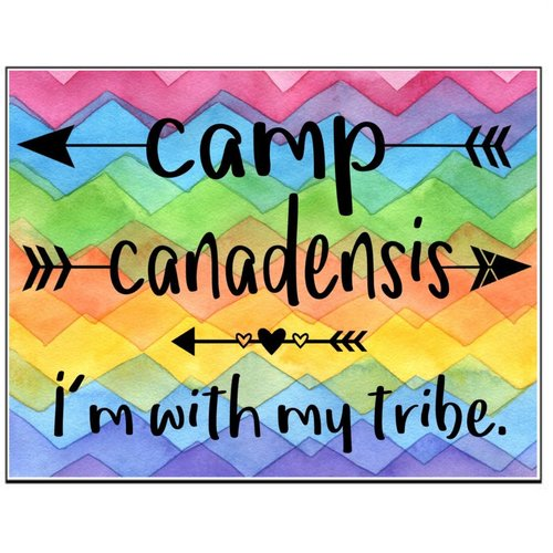 My Tribe Notecards