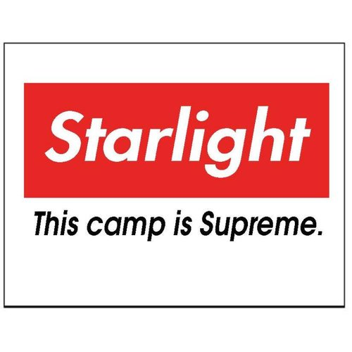 Supreme Notecards