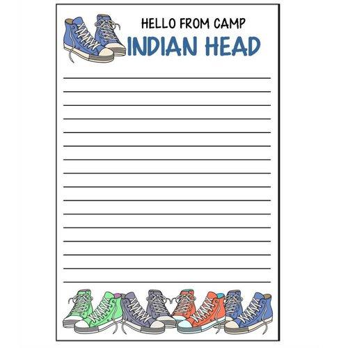 Sneakers Notecards