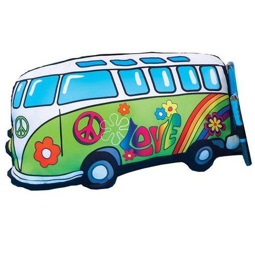 Hippie Van Autograph Pillow