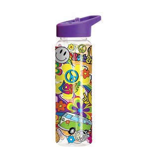 Hippie Love Water Bottle