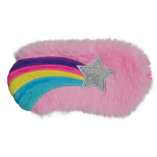 Shooting Star Furry Eye Mask