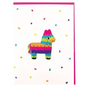 Piñata Rhinestone Decal Card