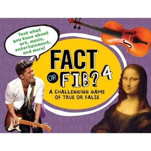 Fact or Fib 4 - Music
