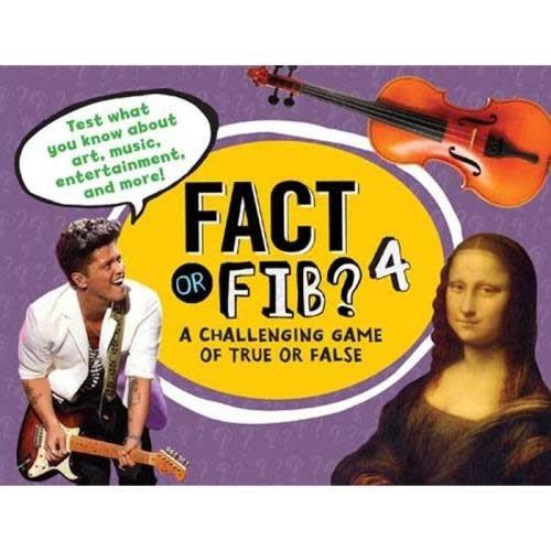 Fact or Fib 4 - Music