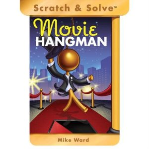 Scratch & Solve Movie Hangman