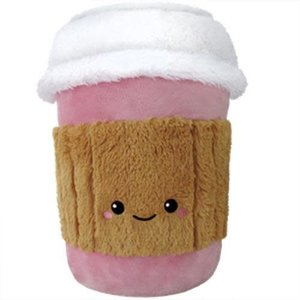 Large Coffee Cup Squishable