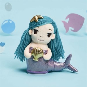Speak-Repeat Plush Mermaid