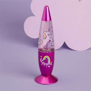 Unicorn Glitter Light