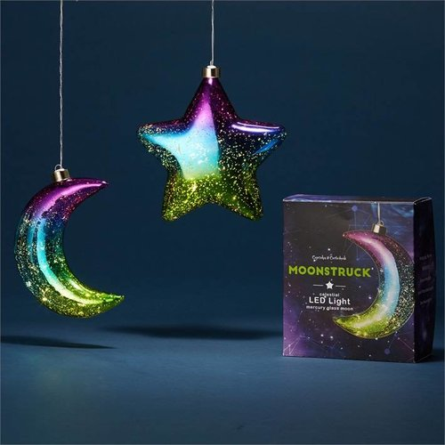 Mercury LED Moon and Stars