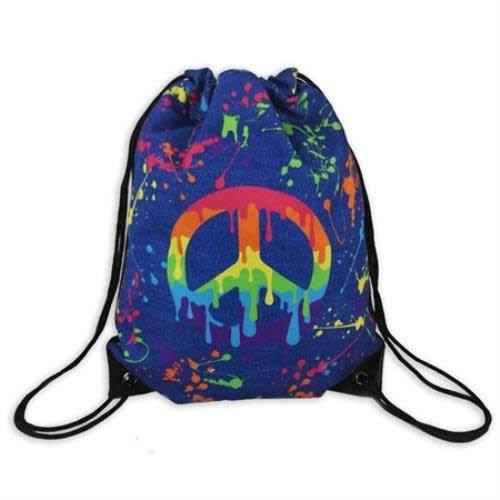 Splatter Peace Sling Bag