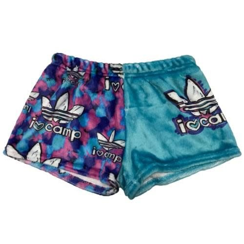 Adidas Camp Fuzzy Shorts