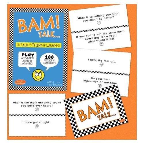 BAM! Talk Cards