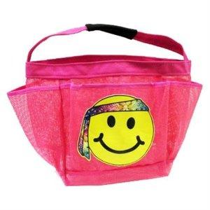 Hippie Emoji Shower Caddy
