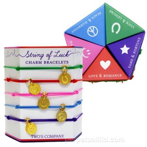 Elastic Luck Bracelets