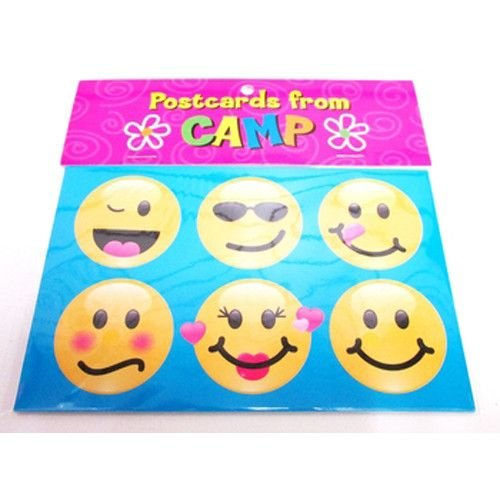 Emoji Postcards