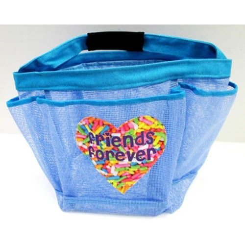 Sprinkles Friends Forever Shower Caddy