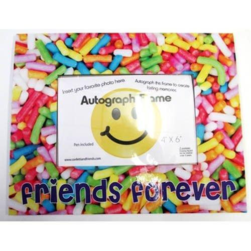 Sprinkles Friends Forever Autograph Frame